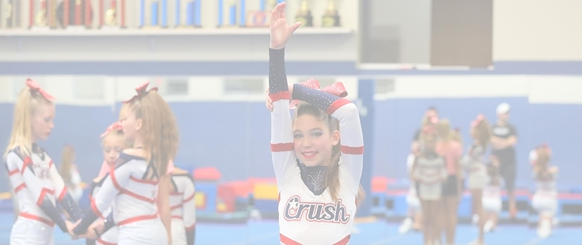 Crush Cheer Confidence