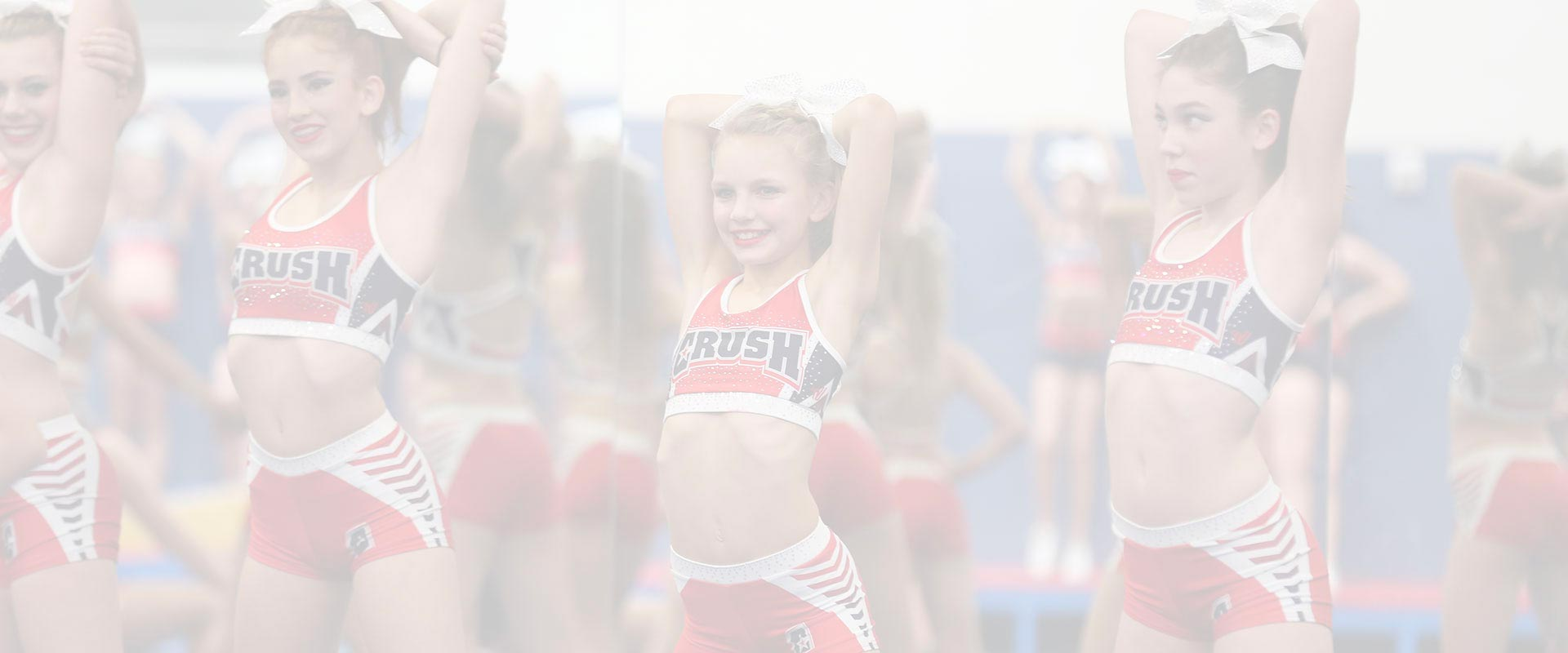 Crush Cheer is dedicated to creating an inspiring, encouraging, and nurturing environment.
